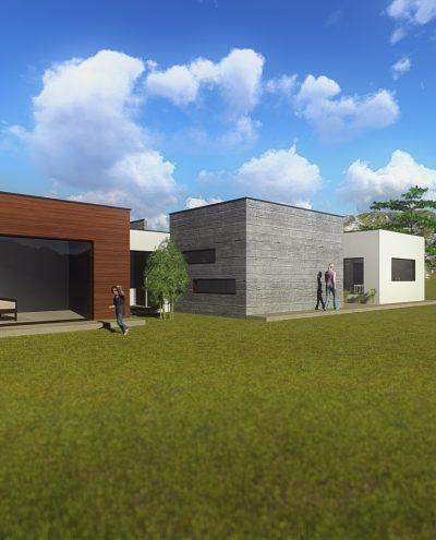 """Diseño """"Casa Patio"""""""