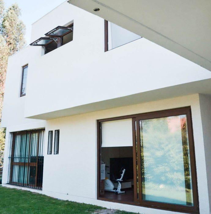 Remodelación y ampliación casa Vitacura, Estilo Mediterráneo
