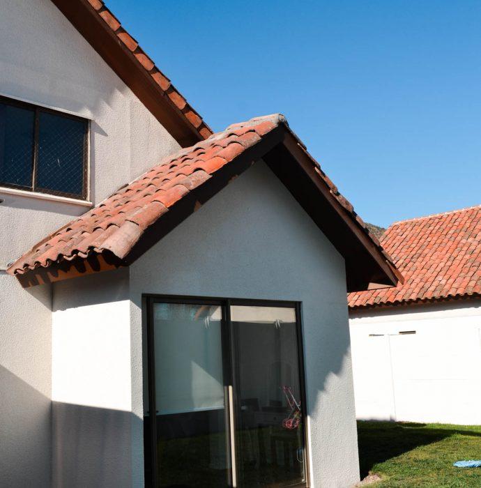 Ampliación casa Sierra de Chicureo