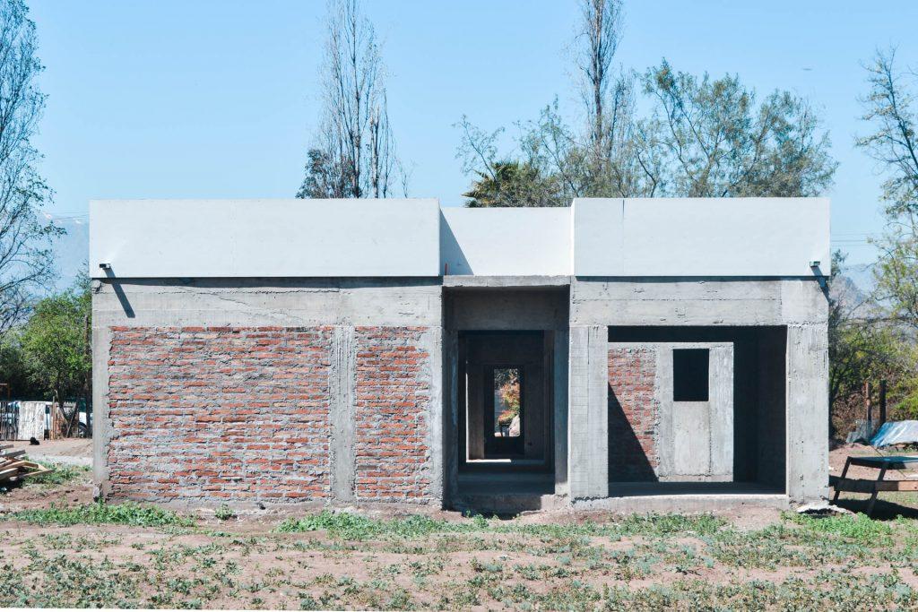 Diseño y Construcción de Obra Gruesa - JF Constructora - Santiago de Chile