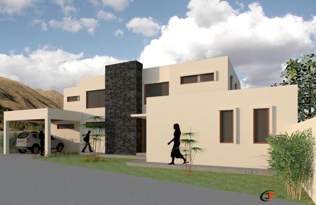 Diseño casa Athens
